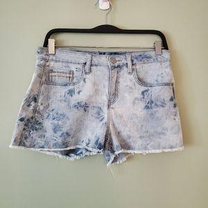 Calvin Klein acid wash shorts size 28